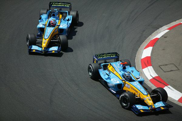 grand prix de formule 1 de Monaco en France