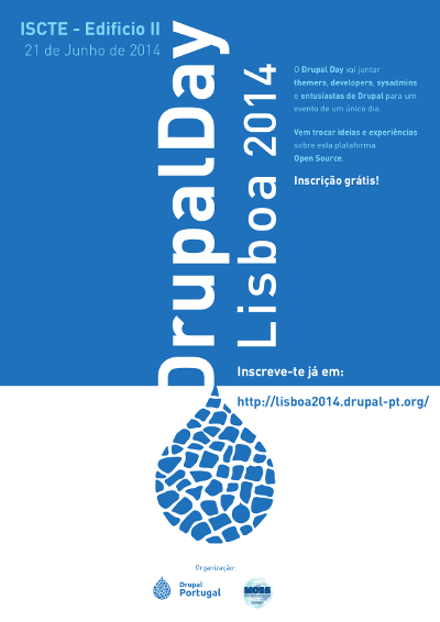 DrupalDay Lisboa 2014