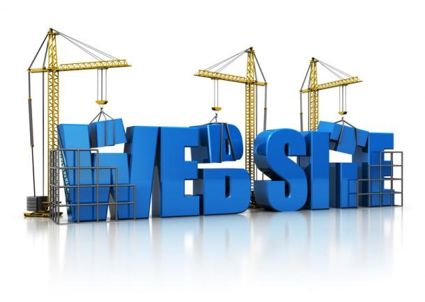 website construcao