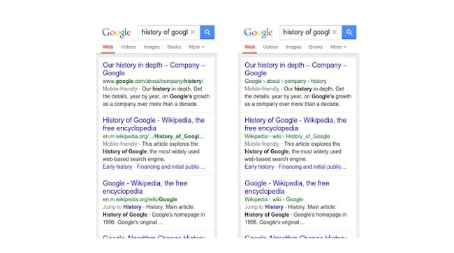 Google muda no móvel