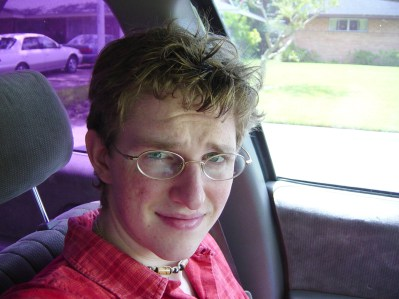 Matt Mullenweg 2003