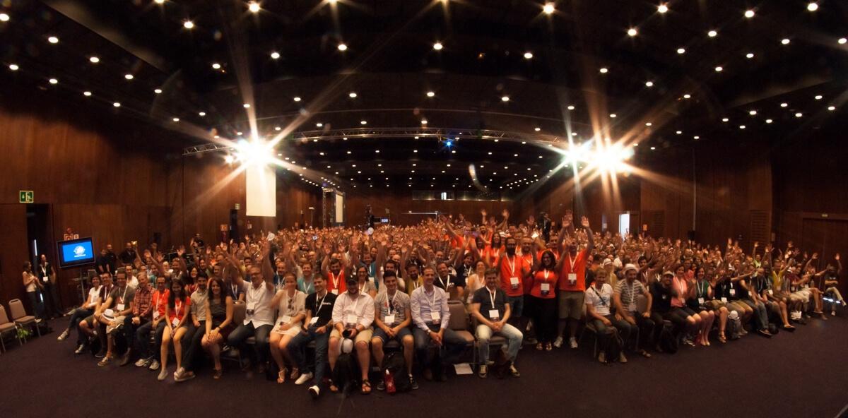WordCamp Europa 2015 Sevilha