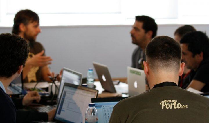 Dia do Contribuidor do WordCamp Porto