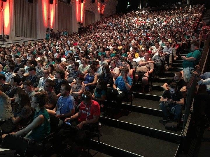 WordCamp Europa 2016