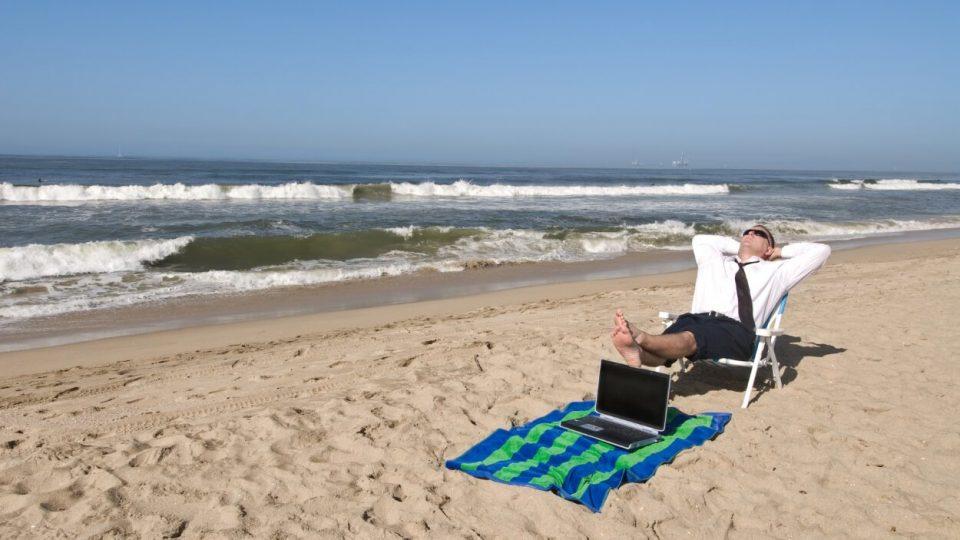 Meetup WordPress do Porto na praia