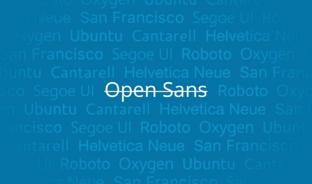 Fontes nativas no WordPress 4.6