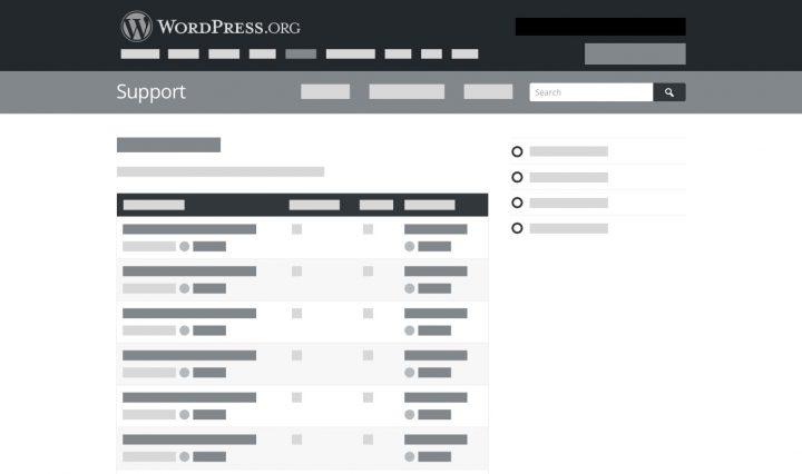 Fórum de suporte WordPress está em mudanças