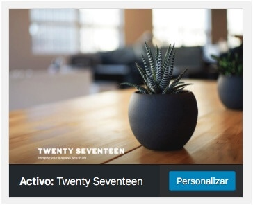 Novo tema no WordPress 4.7: Twenty Seventeen