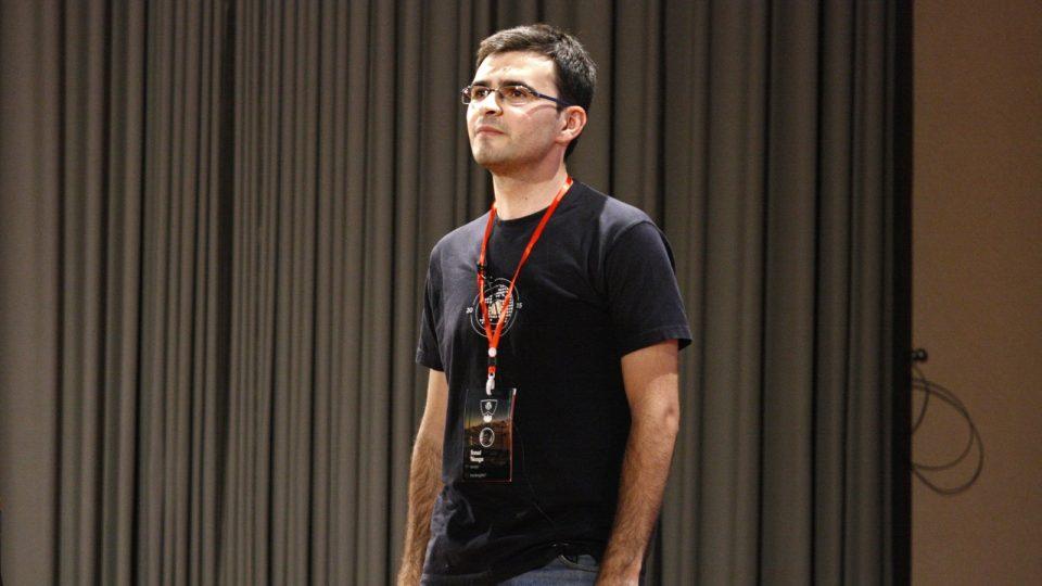 Ionut Neagu, fundador e CEO da Theme Isles