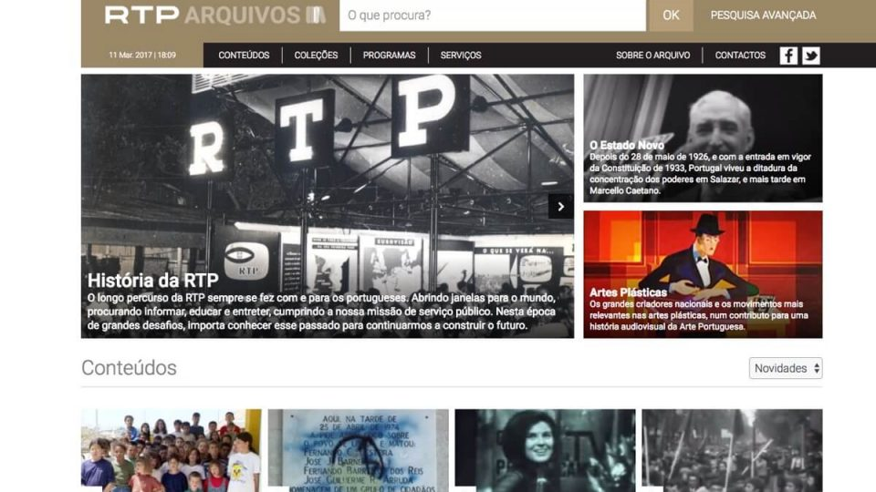 Arquivos RTP num site em WordPress