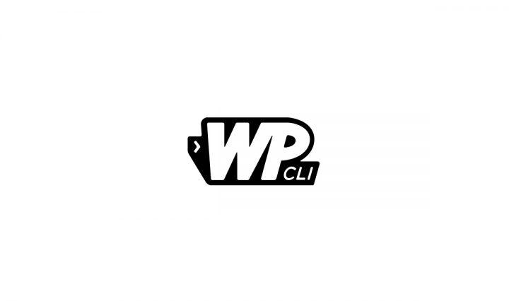 WP-CLI novo logo