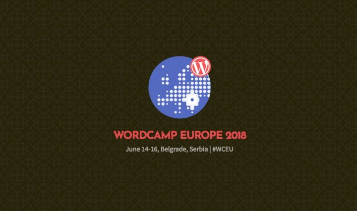 Bilhetes para o WordCamp Europa estão à venda