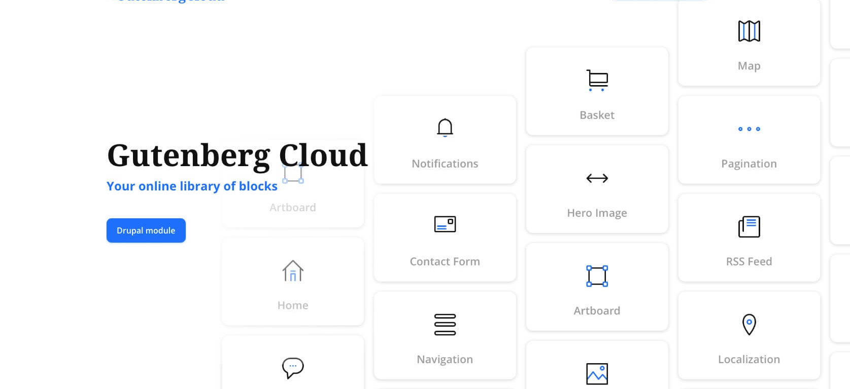 Da malta do Drupal surge o Gutenberg Cloud