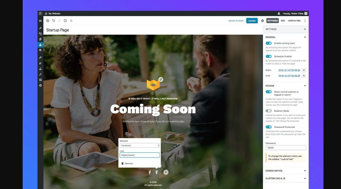 Dating-Websites Design
